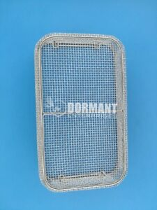 Sterilization Tray Case Box Stainless Steel Surgical Instruments Premium Quality