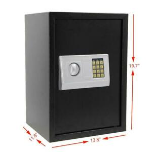 Digital Electronic Home Security Depository Safety Safe Box 1 85 Cubic Feet