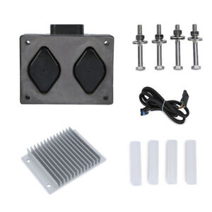 Fuel Pump Driver Module Diesel Injection Relocation Kit For Gm Pickup Truck