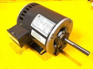 new Emerson K63hxefy 4599 Air Over Electric Motor 3 4 Hp 920 1100 Rpm 1 Phase