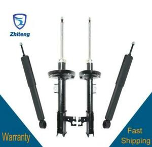 Fit For 2003 2008 07 06 05 Saab 9 3 Front And Rear 4pc Shocks Strut Set