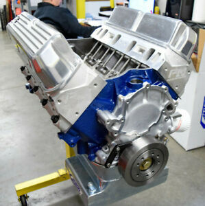 427 Small Block Ford Stroker Crate Engine 351 Windsor Mustang Cobra 520hp