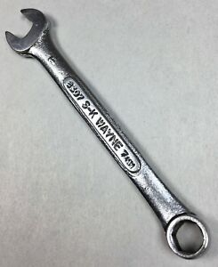 Vintage S K Wayne 8307 7mm Combination Wrench 6 Point Usa Sk Tools Nice Tool