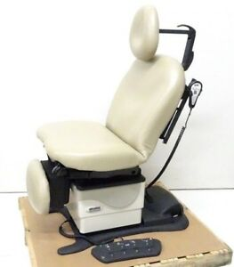 Ritter Midmark 630 003 Exam Chair Human Form Procedures Table 75l