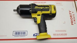 Snap On Ct8850hv 1 2 Drive Cordless Impact Wrench Snap on Ct8850