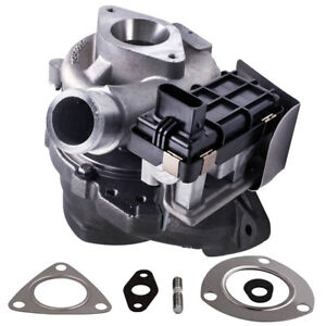 For 11 13 Ford Commercial Transit 130ps Duratorq Turbo Charger Electric Valve