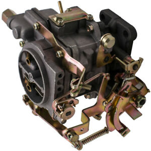 New Carburetor Aftermarket For 1986 88 Suzuki Samurai Assembled Sale