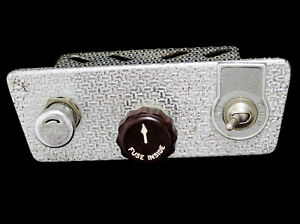 1940 1934 1933 1932 Ford Flathead V8 Mercury Cadillac Dash Panel Switch Vtg Scta