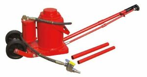 50 Ton Air Hydraulic Bottle Jack Super Duty Auto Truck Rv Repair Lift W Handl