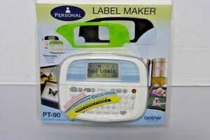 Brother International Pt90 Electronic Labeling System