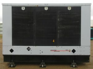 300 Kw Spectrum 60 Series Detroit Diesel Generator Genset Load Bank Tested