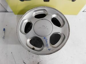 1994 95 1996 97 1998 Ford Mustang Wheel 17x8 Gt 5 Spoke Without Exposed Lug Nuts