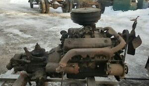 1956 56 Ford 272 V8 Engine Shipping Included