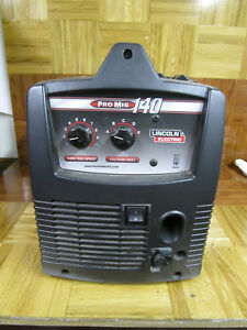 Lincoln Electric 140hd Weld Pak Mig Wire Feed Welder