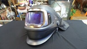 3m Speedglas 9100 Fx Flexview Welding Helmet