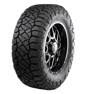 4 New 265 65r17 Inch Nitto Ridge Grappler Tires 65 17 2656517 Xl