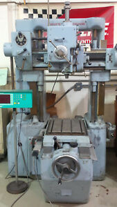 Sip Mp 3k Jig Borer With Tooling And Dro