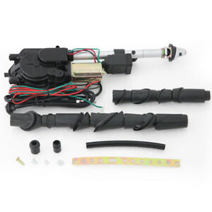Power Antenna Replacement 12v Electric Radio Kit Fit Benz 300ce 300d 300e 30 Etc