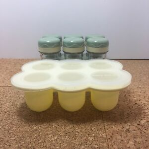 BABY BULLET BABY FOOD MAKING STORAGE CONTAINERS TRAY FREEZER STORAGE