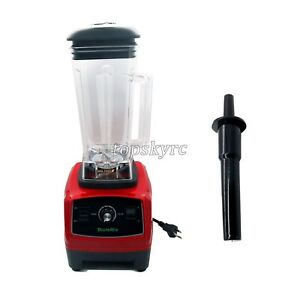 2l 2200w Heavy Duty Commercial Grade Blender Mixer Juicer Food Processor 110v Us
