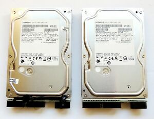 Replacement Hitachi 500gb Hard Drives For Dedicated Micros Digital Sprite 2 Ds2p