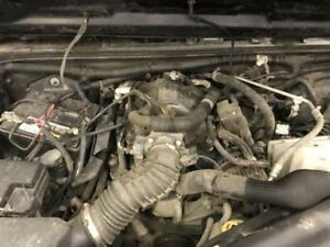 2007 Jeep Wrangler Rubicon Motor Engine 3 8l Vin 1 8th Digit V6