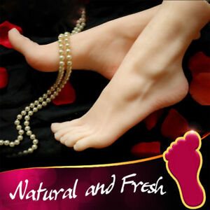 Feet Female One Displays Mannequin 36 Or Right Legs Shoes Lifelike Model Left