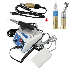 Dental Gold Micro Motor Polishing W 35k Rpm Clinic Handpiece electric Motor Wr