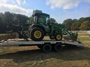Bradco 612 Tractor 3pt Trencher 48 x6