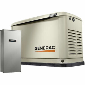 Generac Standby Generator 16kw 7037 Pkg Deal order Now Before Price Increase