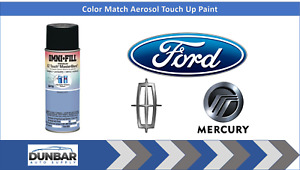 Custom Mixed Automotive Touch Up Spray Paint For 2010 Ford Lincoln Mercury