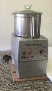 Robot Coupe Blixer 6v Commercial Heavy Duty Blender Mixer Food Processor