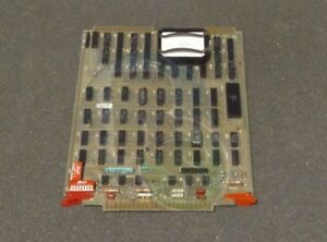 Vintage Hp 12005 60007 Asynchronous Serial Interface Board 1000 Series Computer
