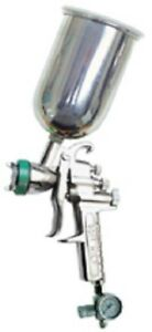 Hvlp Paint Spray Gun 1 9mm For Use In Body Shops Industry And Woodwork New