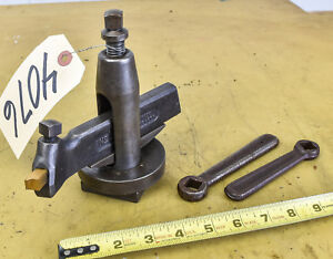 Lantern Tool Post From 16 South Bend Lathe ctam 4076