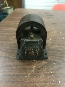 Elkhart Antique Hit And Miss Gas Engine Motorcycle Magneto Hot