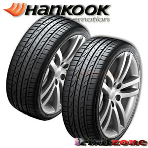 2 Hankook H452 Ventus S1 Noble2 215 55r17 94w All Season Performance Tires