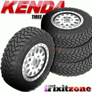 4 Kenda Klever M T Kr29 31 10 5r15 109q 6 Ply C Durable All Terrain Mud Tires