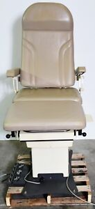 Mti 525 115 Podiatry Power Exam Chair Procedure Power Exam Table Foot Switch