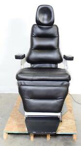 Knight Woodlyn Model N Ophthalmic Power Exam Chair Ophthalmology Chair