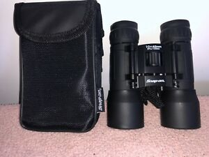 Snap On Tools 10x42mm Binoculars With Carry Case New In Box ssx17r5 87mm 1000mm