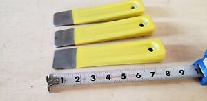 Concrete Cutters Wedge 3 Pack Forged Steel Made In Usa Wall Sawing