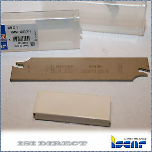 Sgfh 32 3 Iscar Self grip Cut off Tool