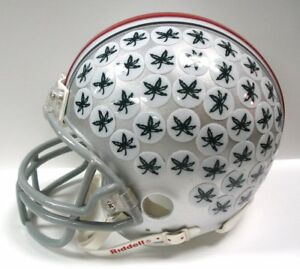 OHIO STATE BUCKEYES Mini Helmet Replica Z2B Face Mask FAST USA SHIPPER