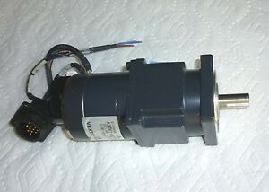 Amat Robot A3761 9215hg 5 Phase Harmonic Gear Stepper Motor encoder No 11 Used