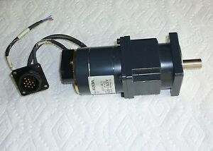Amat Robot A3761 9215hg 5 Phase Harmonic Gear Stepper Motor encoder No 10 Used