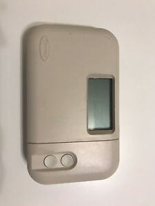 Carrier Programmable Thermostat
