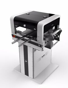 Smt Pick And Place Machine 40 Feeders 2 Cameras Neoden4 Works To 0201 Bga Qfn