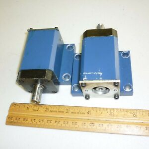 Iai Intelligent Actuator 100 1 Harmonic Drive Gearhead Used Usa