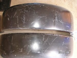 Pair Model A Fiberglass Rear Fenders Coupe roadster My 2513